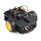 英国威廉希尔Sparkfun Micro:机器人工具包