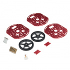 Circular Robotics Chassis Kit (Three-Layer)