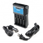 Tenergy T4s Intelligent Universal Charger - 4-Bay