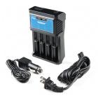 Tenergy T4S智能通用充电器-4盘位