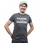 Thank the Maker Tee - Large