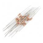 电阻1K欧姆1/4瓦PTH-20块(粗导线)
