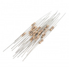 Resistor 100 Ohm 1/4 Watt PTH - 20 pack (Thick Leads)