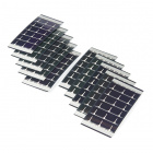 PowerFilm Solar Panel - 10.5mA@7.2V (10 Pack)