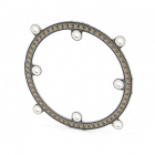 SparkFun LuMini LED Ring - 3 Inch (60 x APA102-2020)