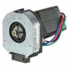 NEMA08 1.3mm AMT112S .6A Stepper Motors with Encoder