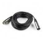 XLR-3 (DMX) Cable - 25ft
