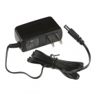 Wall Adapter Power Supply - 12VDC, 600mA (Barrel Jack)