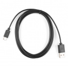 Reversible USB A to C Cable - 2m