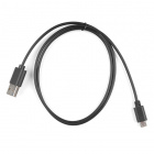 Reversible USB A to Reversible Micro-B Cable - 0.8m