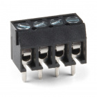 Screw Terminals 3.5mm Pitch (4-Pin)