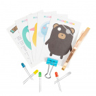 PiMoroni Business Beasts - LED Craft Kit