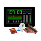 "7.0"" Gen4 Display for Raspberry Pi - Capacitive Touch"