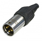 Neutrik XLR connector TOP (Male)