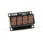 Qwiic Alphanumeric Display - Purple