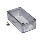 "Polycarbonate Case - 4.7 x 2.6 x 1.4"" Clear"