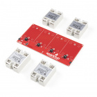 SparkFun Qwiic Quad Solid State Relay Kit