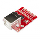 SparkFun USB to Serial GPIO Breakout - CP2103