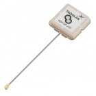 Taoglas Embedded GPS Dual Pin Active Patch Antenna
