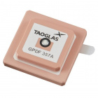 GPDF357A Embedded GPS Stacked Passive Patch Antenna