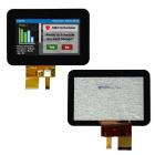 """Newhaven Display 4.3"""" EZ Grip IPS TFT Display"""