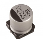 Aluminum Organic Polymer Capacitor - 25V, 150uF, 20%