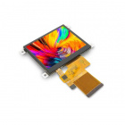"""Mikroe TFT Color Display w/ Capacitive Touch Screen - 3.5"""""""