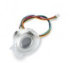 Mikroe Fingerprint Sensor with Two-Color LED Ring
