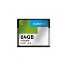 Swissbit F-800 Series CFast™ Memory Card - 64GB