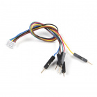 Breadboard to GHR-06V Cable - 6-Pin x 1.25mm Pitch