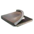 CoolZorb-Ultra Hybrid Thermal/EMI Absorber - 0.080in,4.0x4.0in