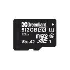 Greenliant ArmourDrive QX Memory Card, 512GB