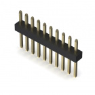 10-Pin Male Header, 1.0mm Pitch