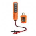 Klein Tools AC-DC Voltage & Receptacle Electrical Test Kit