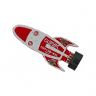 Rocket-Shaped BSL Programmer Suitable For MSP430 Microcontrollers