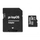 16GB SD Card with latest pi-top OS