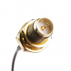 RP-SMA to U.FL Cable - 150mm