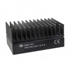 Isolated DC/DC Converter - 12Vdc, 6.25A, Single Regulated Output, DIP, w/ Heat Sink