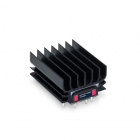 Isolated DC/DC Converter, 9-36Vin, +/-12V, 2.5A, 60W