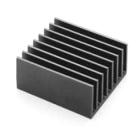 Heatsink - 35mm SQ, 11.43mm Vertical fin