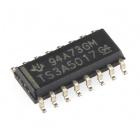 Dual Analog Mux/Demux - TS3A5017DR