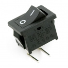 Rocker Switch - SPST (right-angle)
