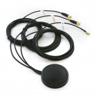 Multi-band GPS/GSM/WiFi Antenna