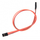 Servo Extension Cable - Female to Female (Shrouded)