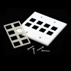 Button Pad Wall Plate