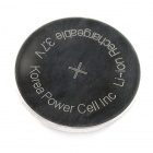 Coin Cell Battery Rechargeable - 24.5mm
