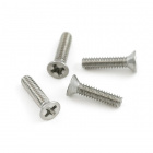"Screw - Flat Head (3/8"", 2-56)"