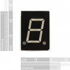 7-Segment Display - LED (Blue)