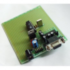 20 Pin AVR Development Board