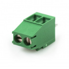 Screw Terminal 3.5mm Pitch - 2-Pin - Green